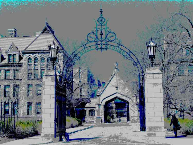 Hull Court Gate -