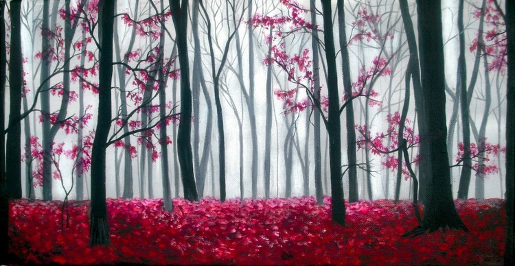 Rose Petal Forest - Image 0