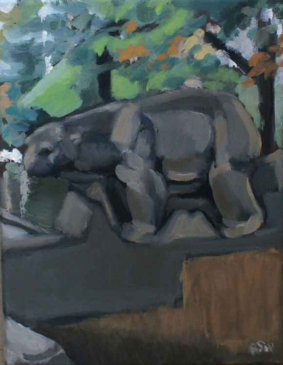 Stone Bear -