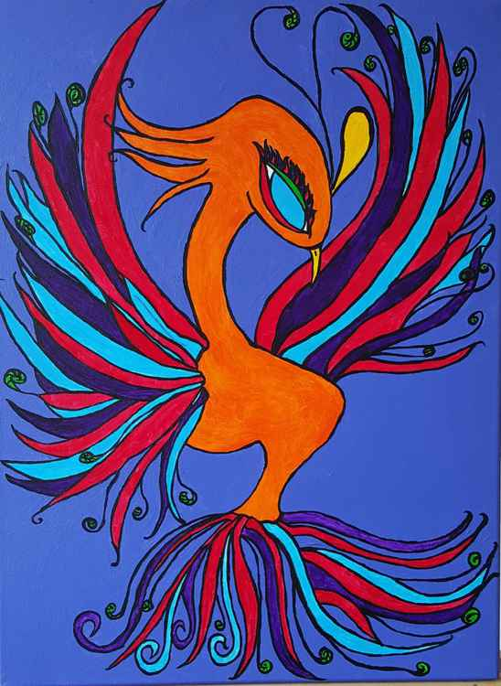 """Phoenix Reborn"" -"