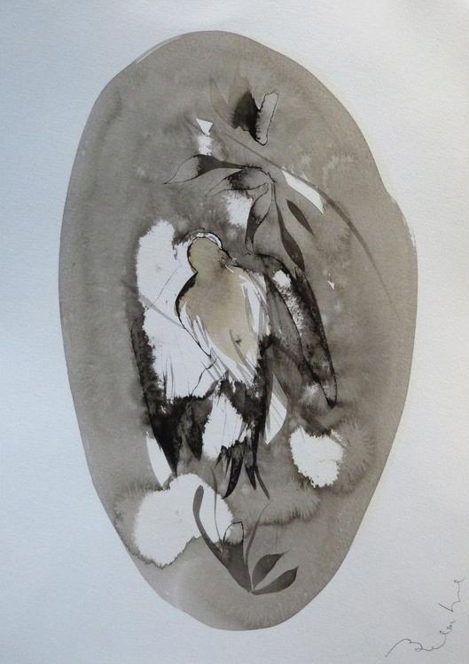 The Birds of Carros #9, 29x42 cm - Image 0