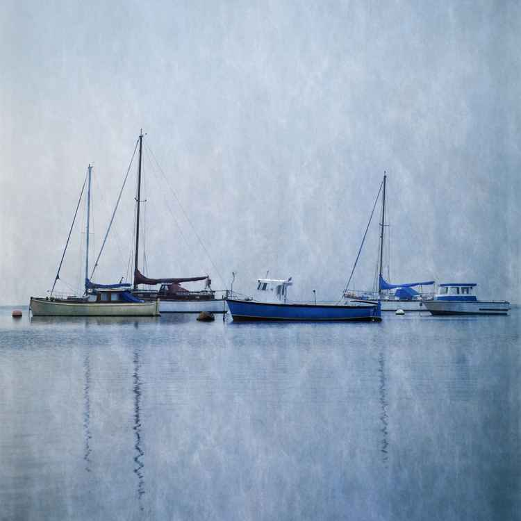 Boats at rest -