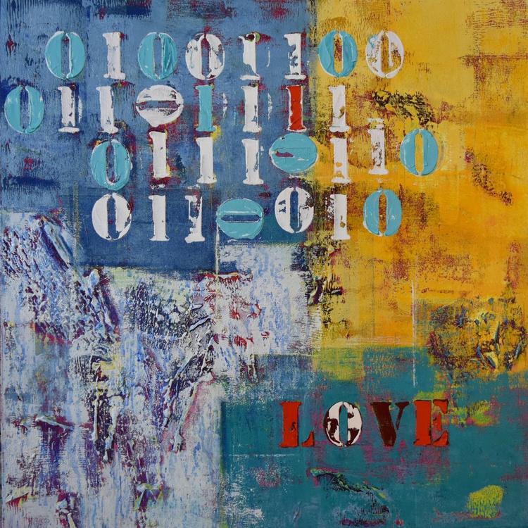 Binary Code - Love - Image 0