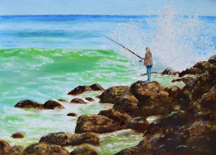 Caparica Angler - Image 0