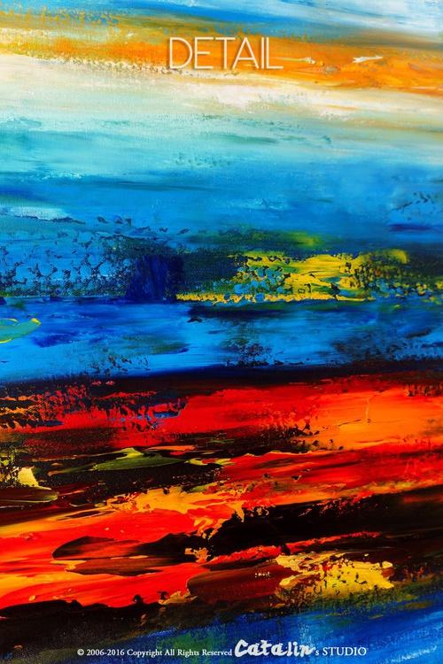 Blue Lagoon #5 - Image 0
