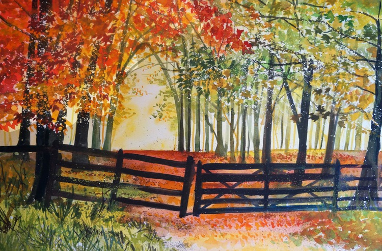Autumn Forest - Image 0