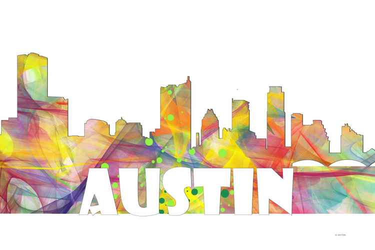 Austin Skyline MCLR2 -