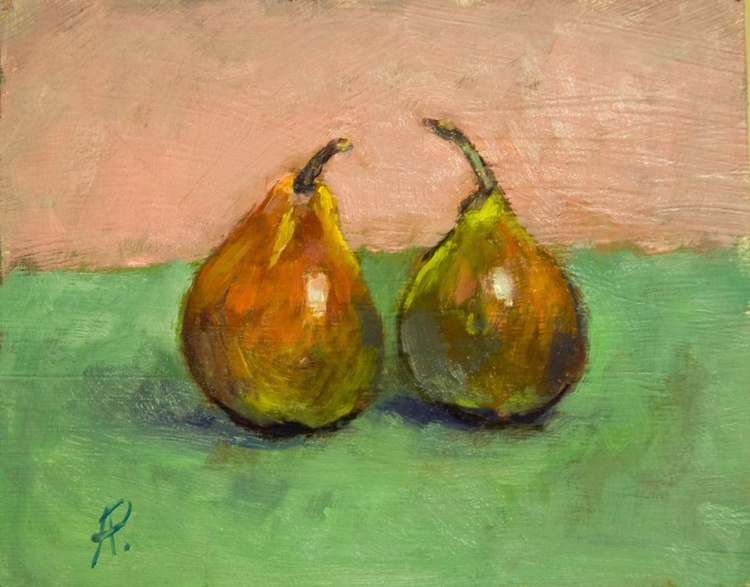 Two Pears - Image 0