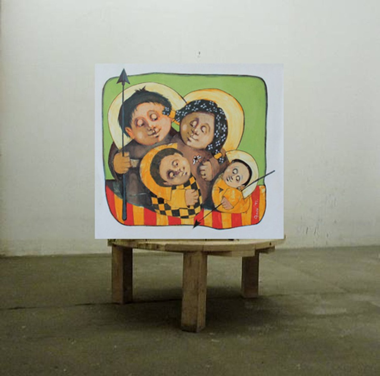 A HAPPY FAMILY - Image 0