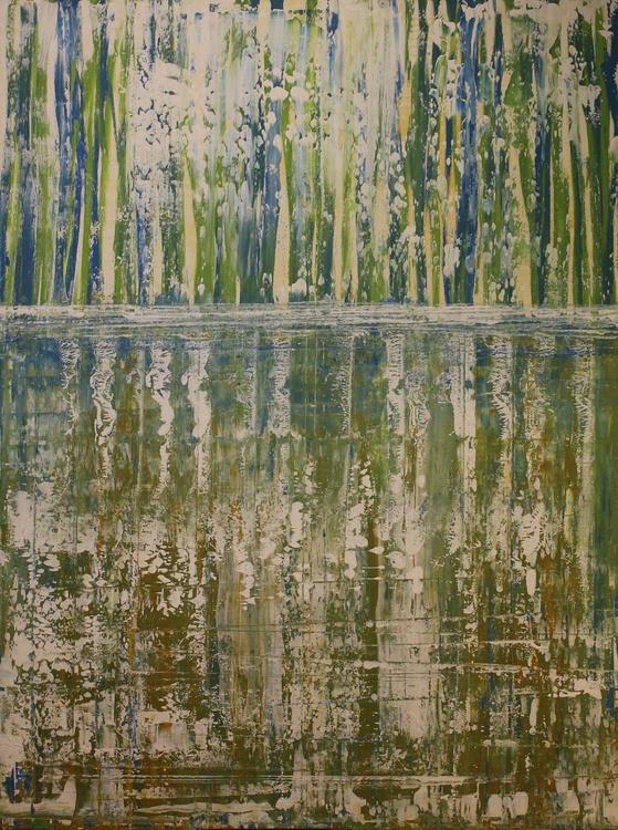 NIEVE REFLEXION DEL LARGO - 30 x 40 - Image 0