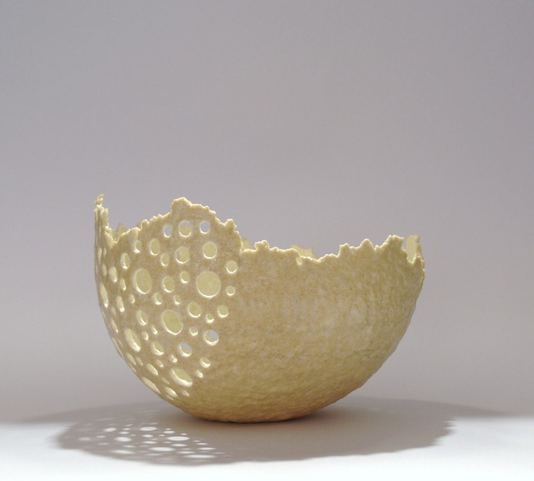 Decorative paper bowl - Image 0