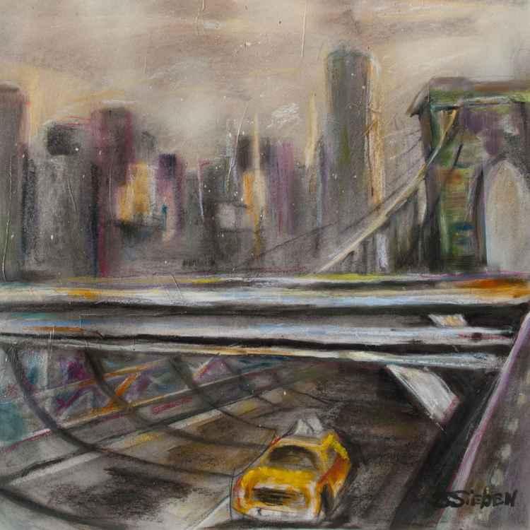 Brooklyn Bridge III -
