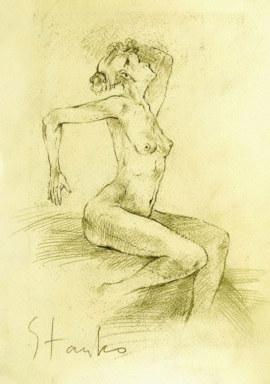 Female study-II - Image 0