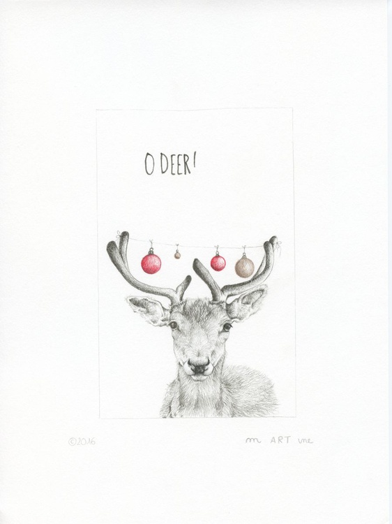 O deer! - Image 0