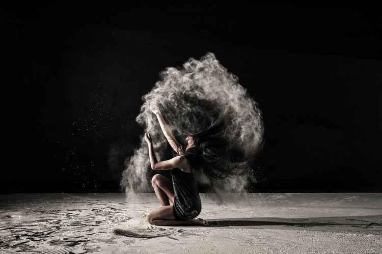 Dancer: Flora #2 -