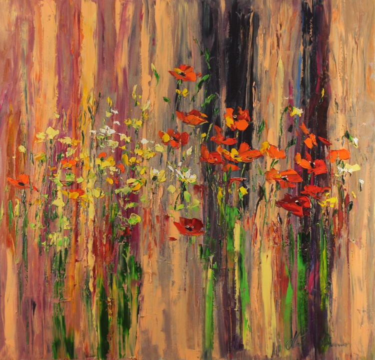 Flowers of hot summer - Image 0