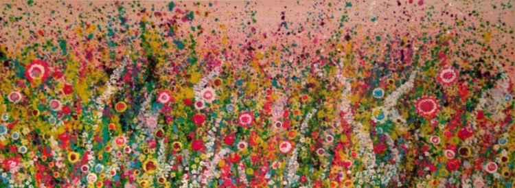 Floral Haze -