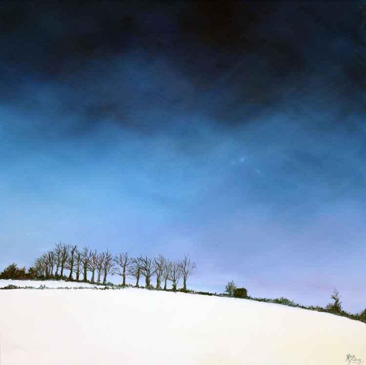 Snow Sky - Winter