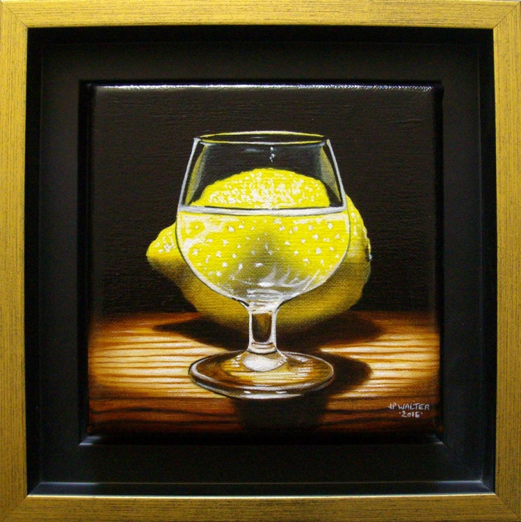 Through a glass of brandy II - Image 0