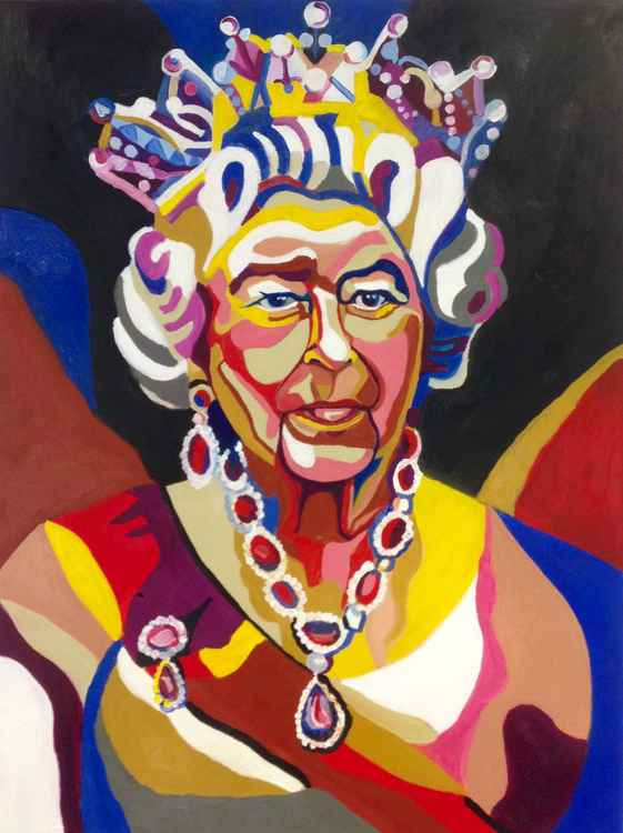 Colorful Queen -