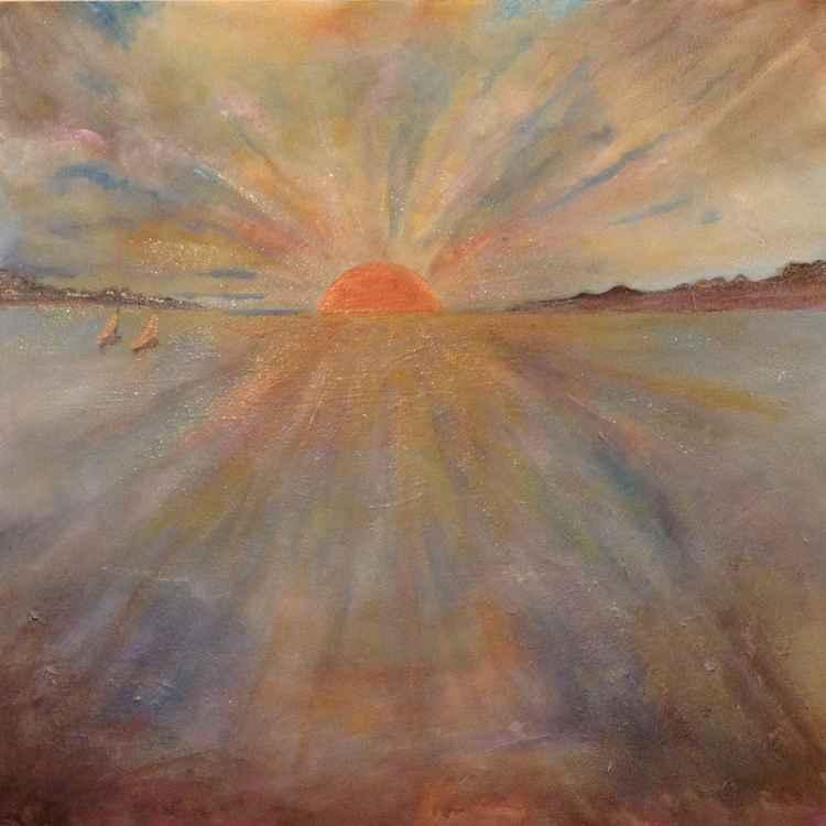 Instow sunset