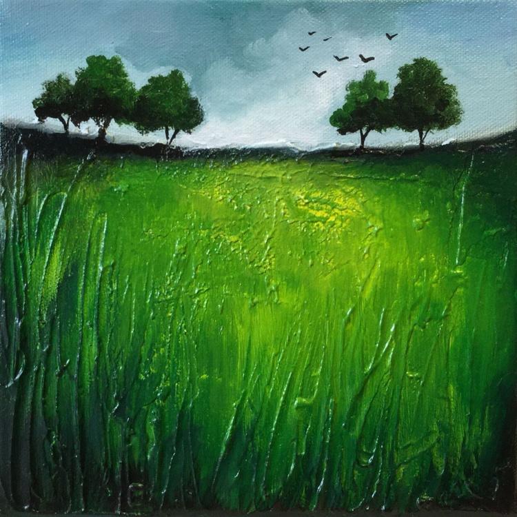 Green trees - Image 0