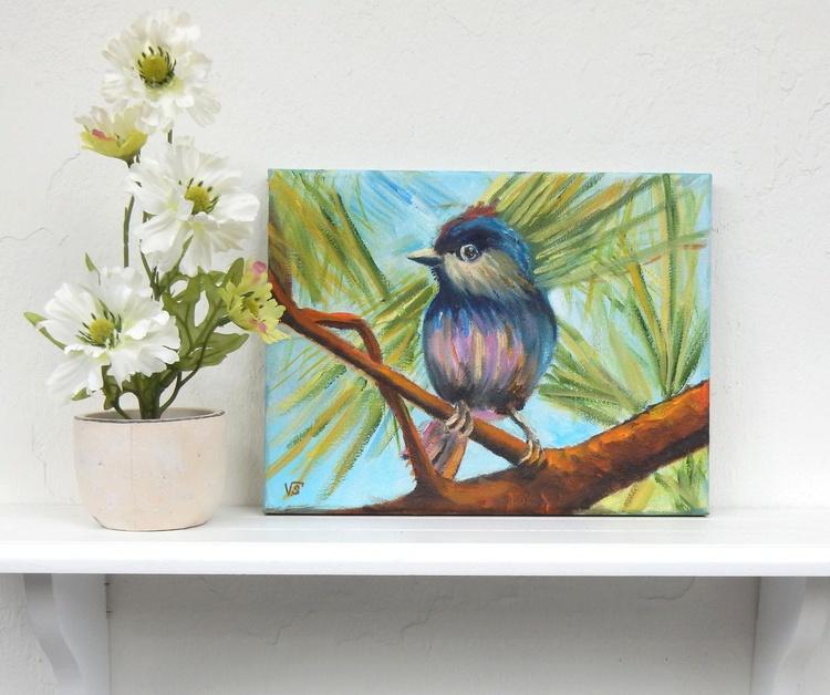 Bird on the tree (4). - Image 0
