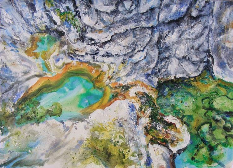 """""""Bath of Zeus"""" - Image 0"""