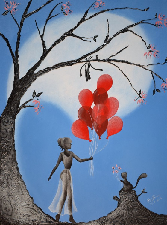 The Trickster, Balloons and Ballet Shoes - Image 0