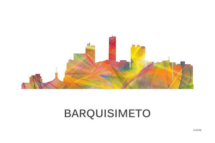 Barquisimeto, Venezuela Skyline WB1