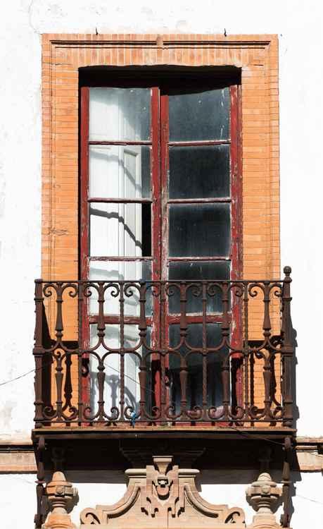 1 Balcony -