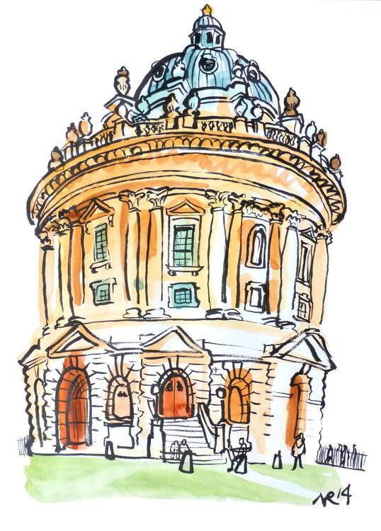 Radcliffe Camera, Oxford - Image 0