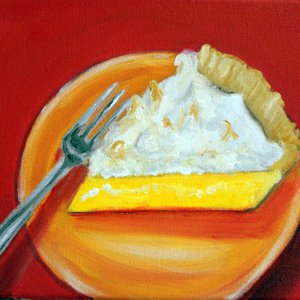 This is not a piece of pie by katy hawk