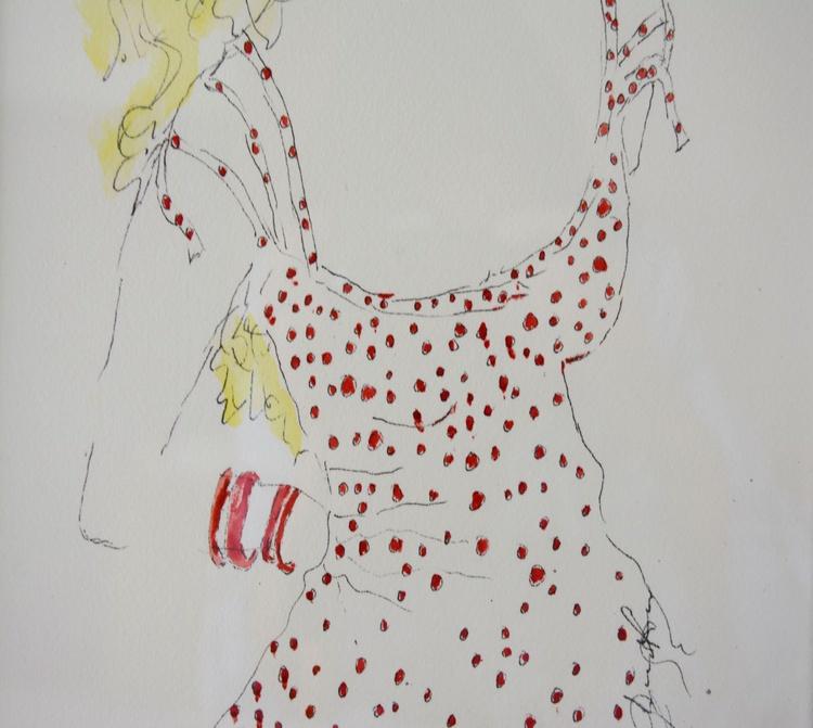Red Polka Dots - Image 0