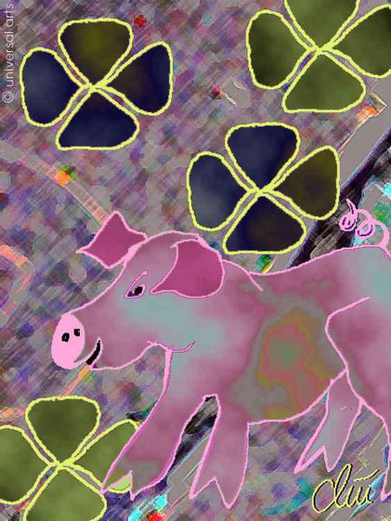 Glücksschwein (Luck Pig)