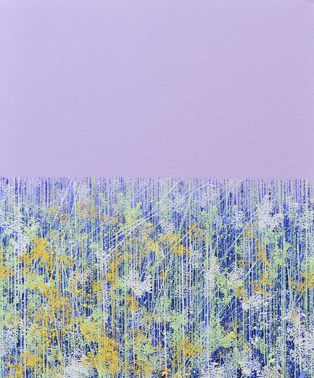 Under a pastel violet sky... - Image 0