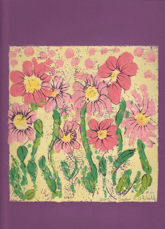Pink flowers - Image 0