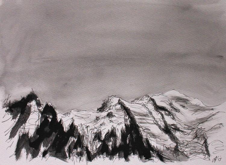 Chamonix #5 (Mountain) - Image 0