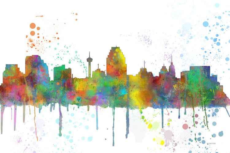 San Antonio Skyline MCLR1 -