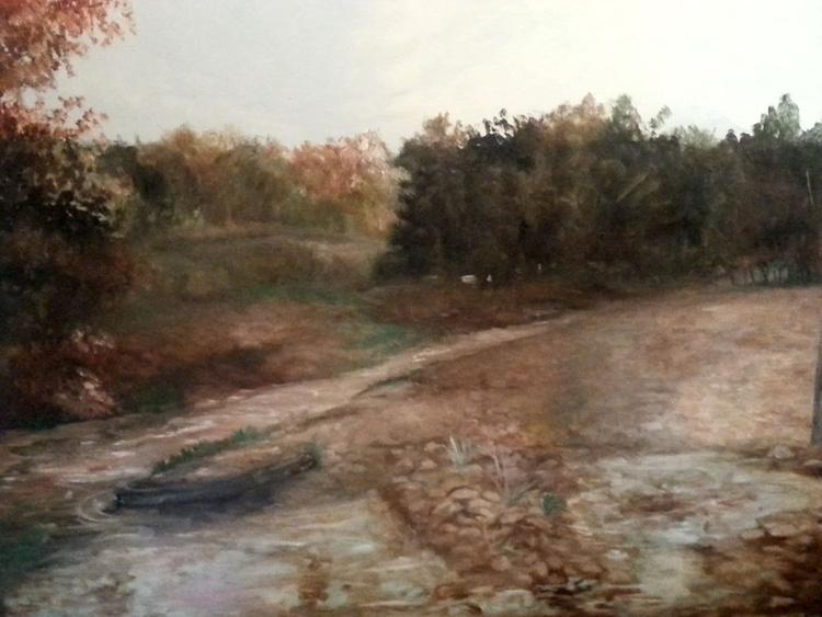October fall morning - Image 0