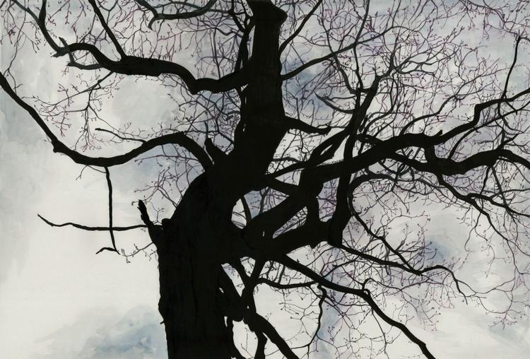 WINTER TREE III - Image 0