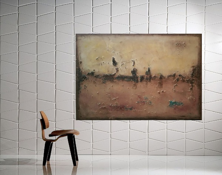 """Nobody can drag you down 3, Size: 45''x31""""( 115x80cm) - Image 0"""