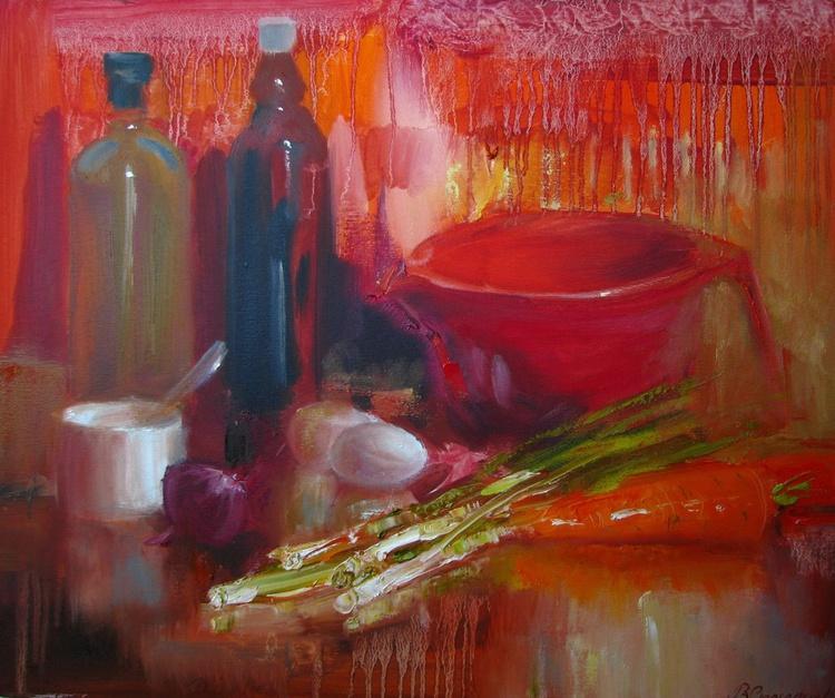 red Still Life - Image 0