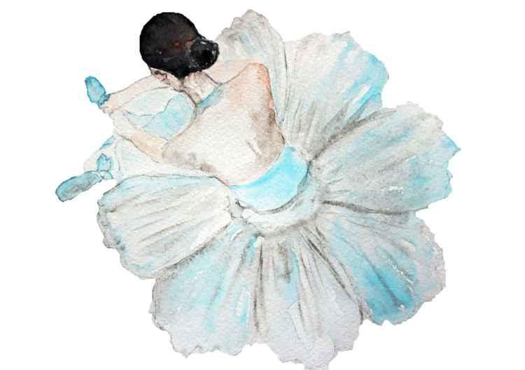 Ballet girl -