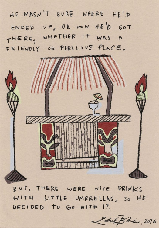 Drinks With Little Umbrellas - Image 0