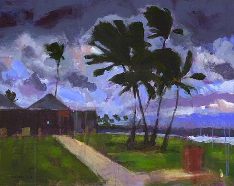 Windward Stormclouds - Image 0