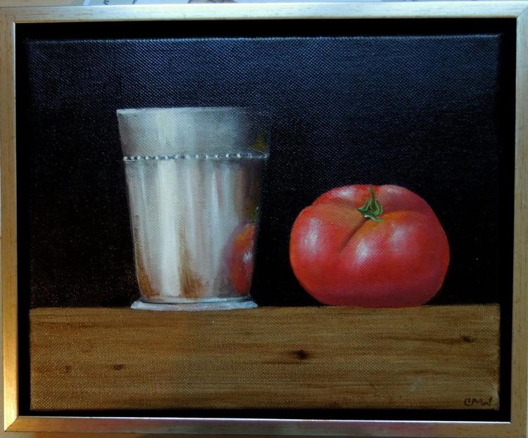 Silver Tomato - Image 0