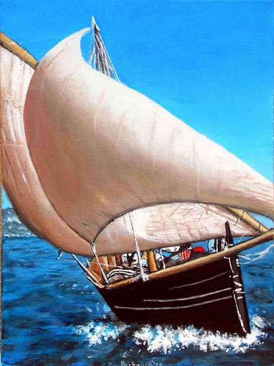 'Falkusa' - Dalmatian Boat