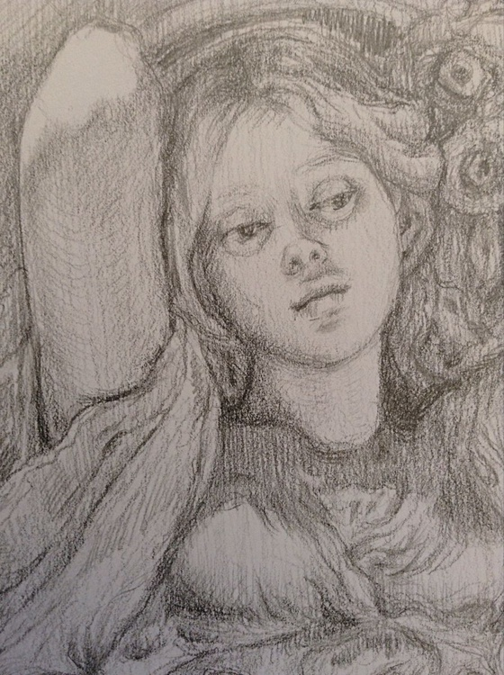 Viennese Girl 1 - Image 0