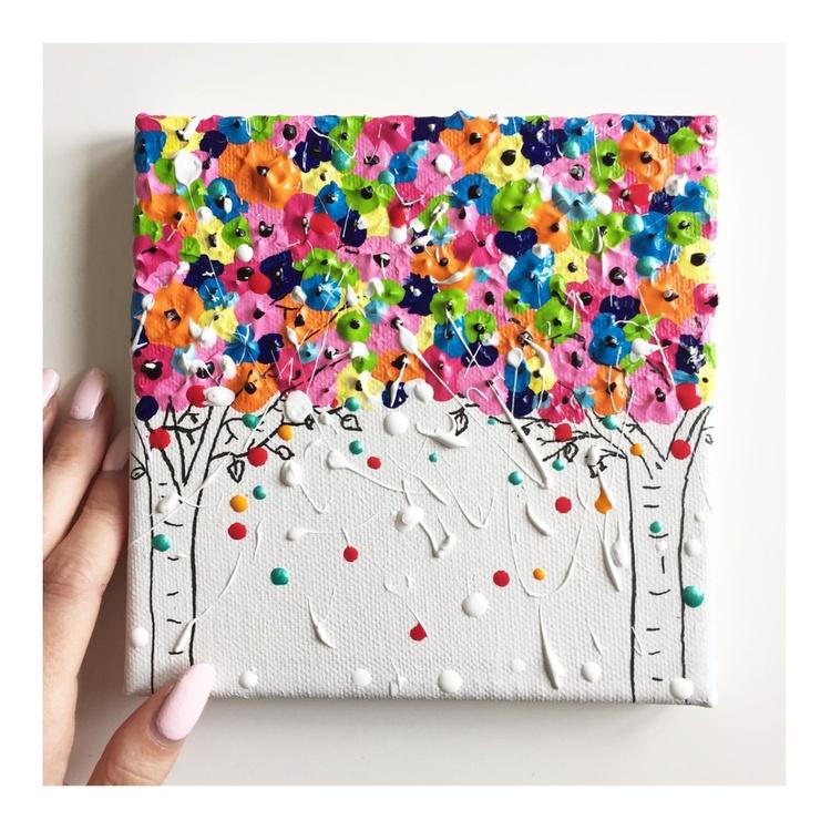 Floral Tree Pop - Image 0
